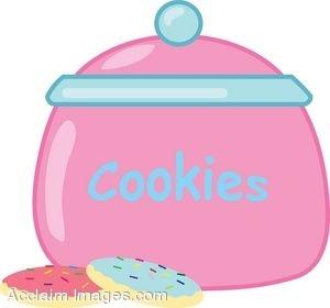 cookie jar clipart
