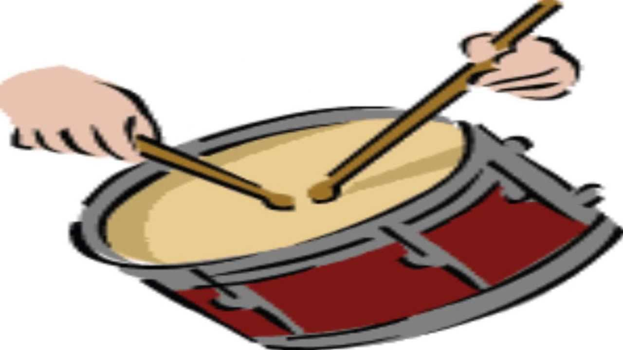 Drum Roll Clip Art