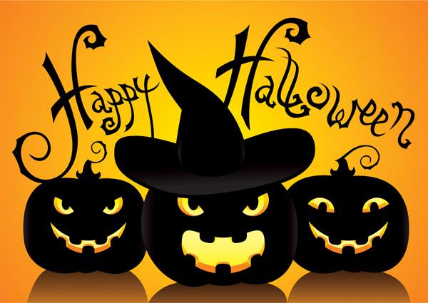 - Halloween Clip Art