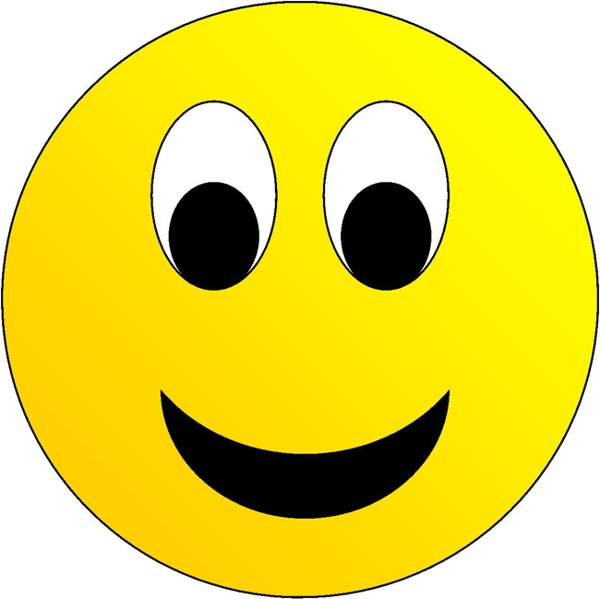 - Happy Face Clipart