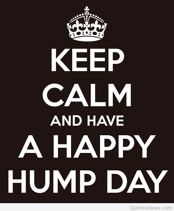 Hump Day Clipart