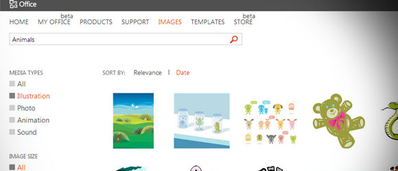 - Microsoft Clipart Gallery Free