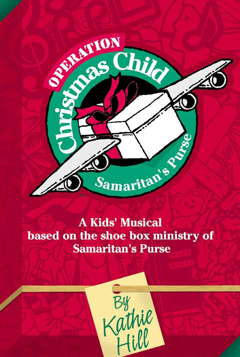 Operation Christmas Child Clipart
