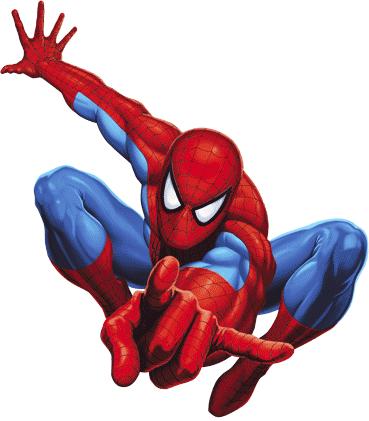 - Spiderman Clipart