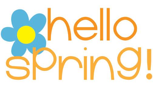 - Spring Clip Art