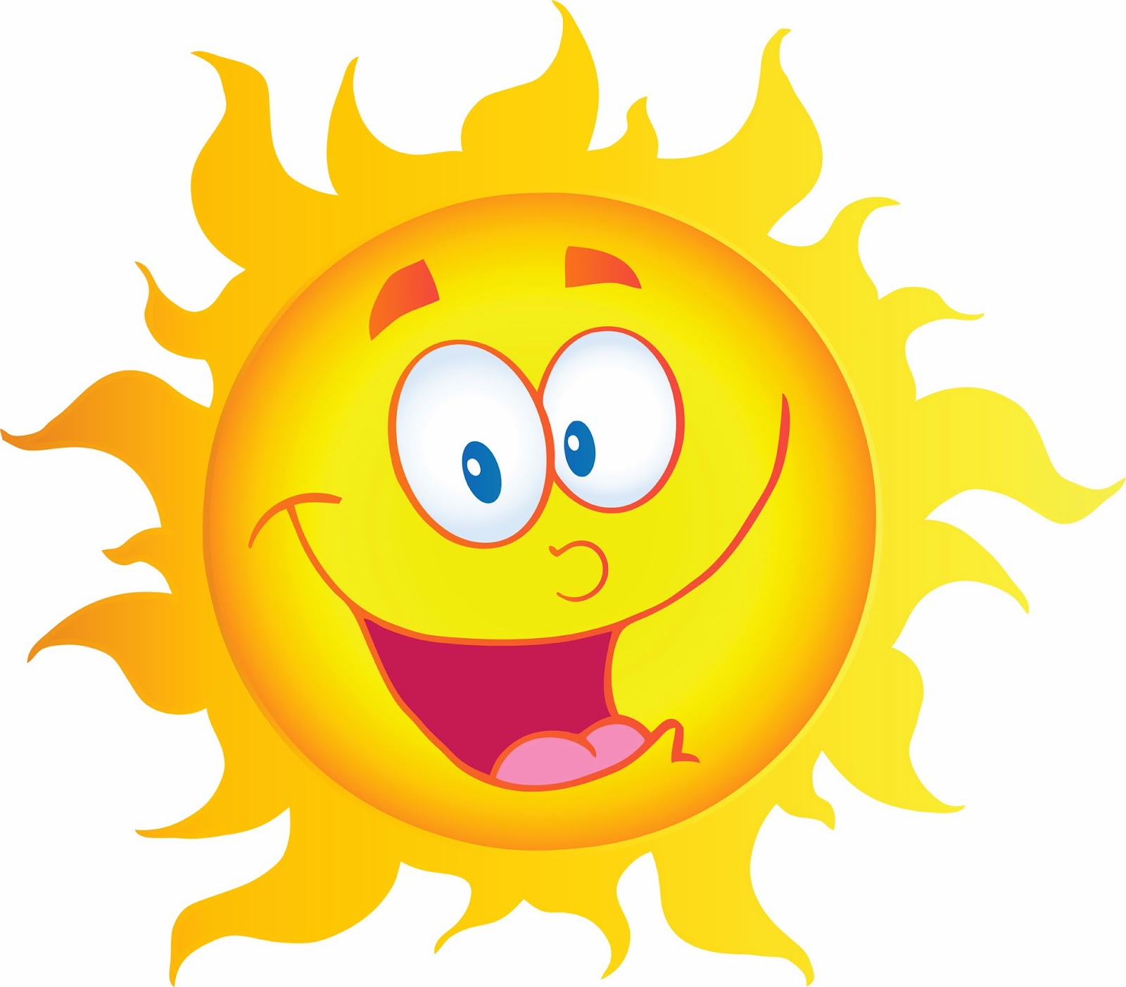 - Sun Clipart