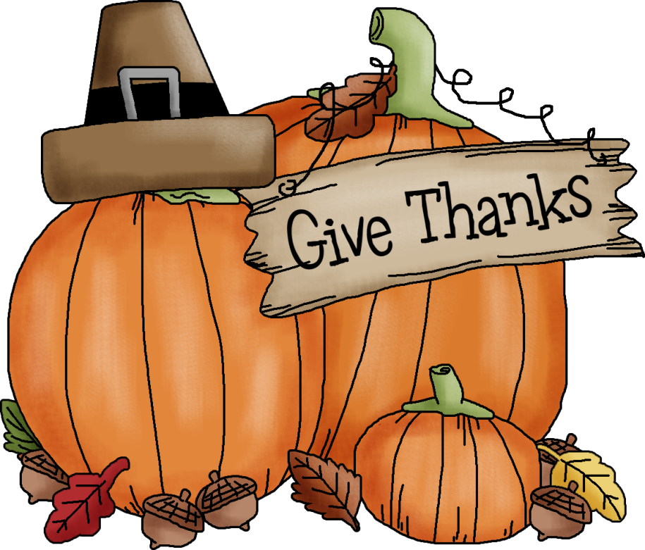 - Thanksgiving Clipart