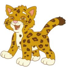 0 images about cheetah on jaguar crafts clip art clipartall