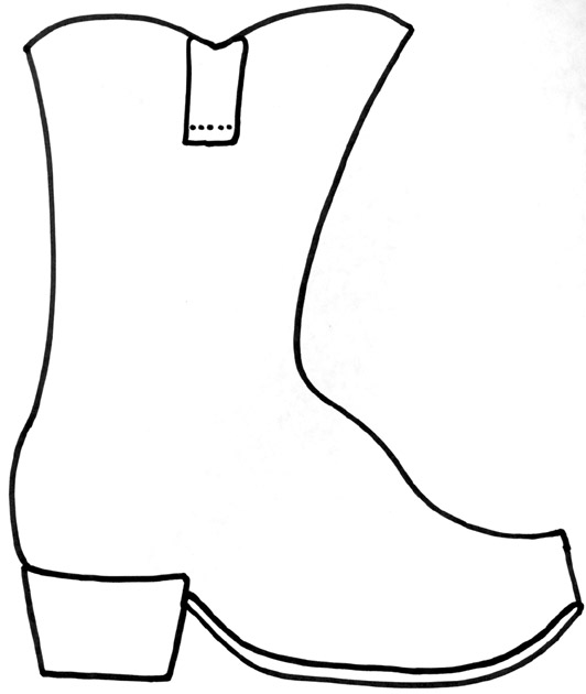 10 Cowboy Boots Clipart Free Cliparts That You Can Download To You