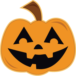 Halloween Birthday Clipart
