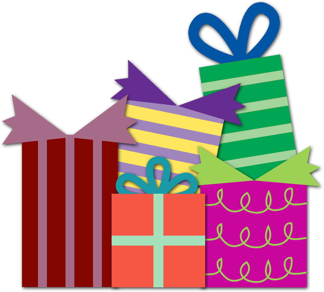 10 Happy Birthday Presents Free Cliparts That You Can Download To You