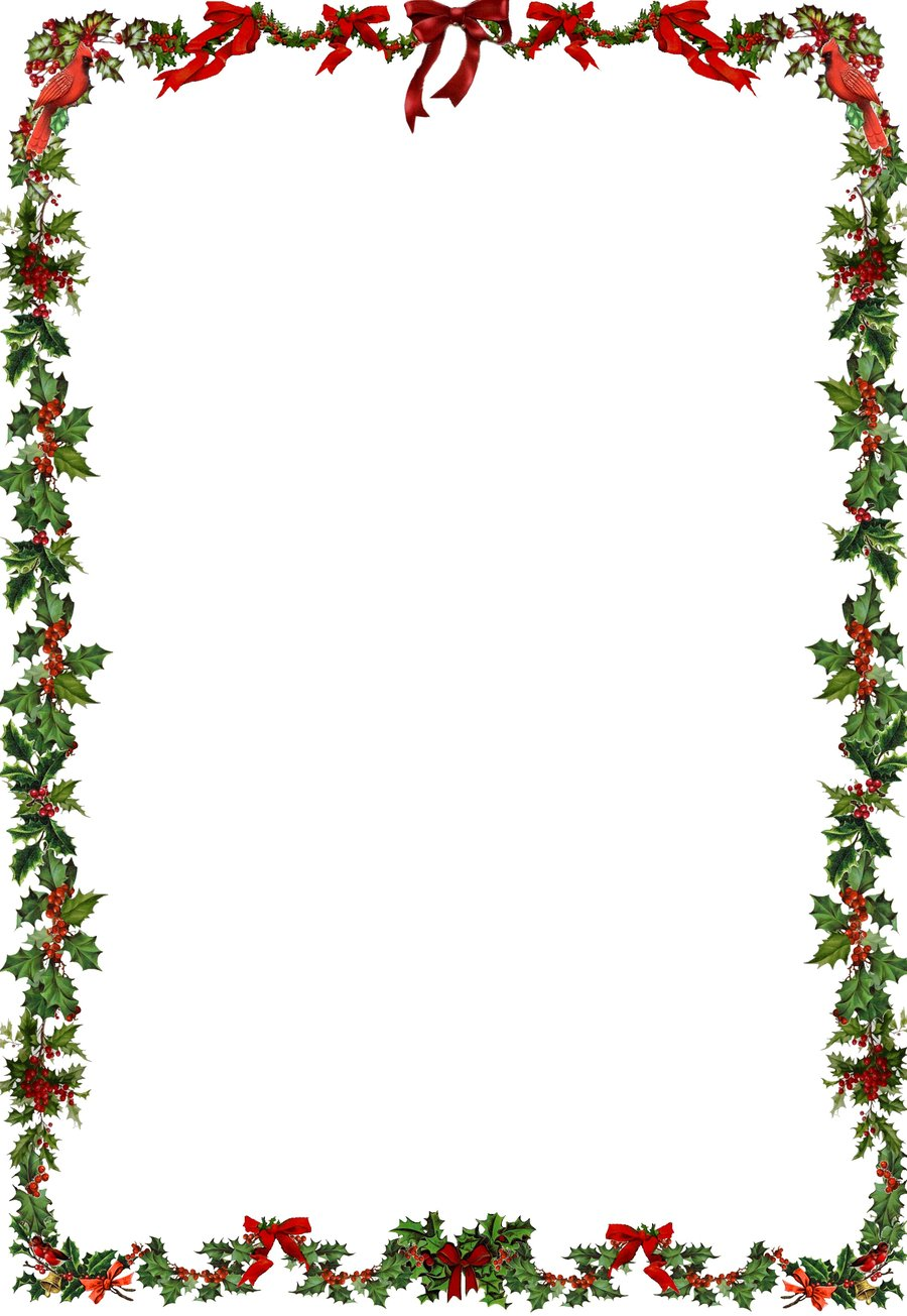 10 Holly Border Clip Art Free Cliparts That You Can Download To You
