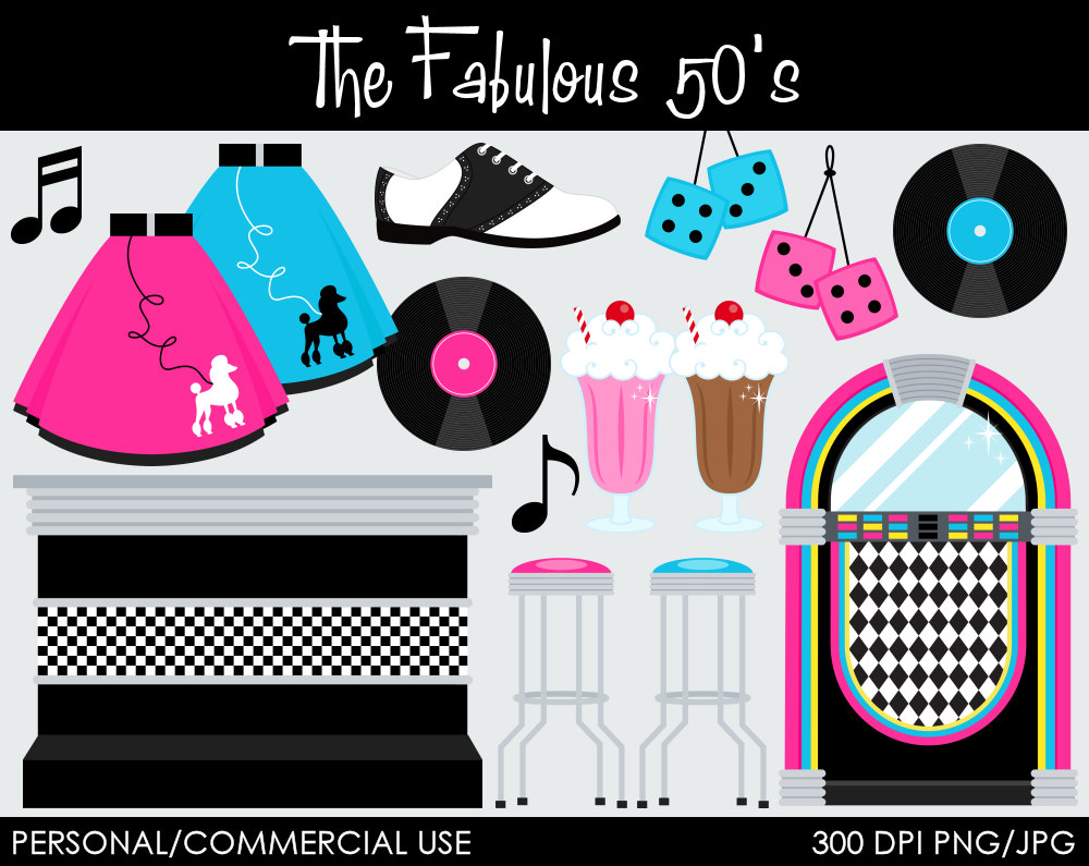 1000  images about 50s on Pinterest   1950s design, Retro and Girl birthday