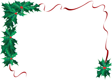1000  images about Christmas Borders on Pinterest | Borders and frames, Holiday greeting cards and Free frames