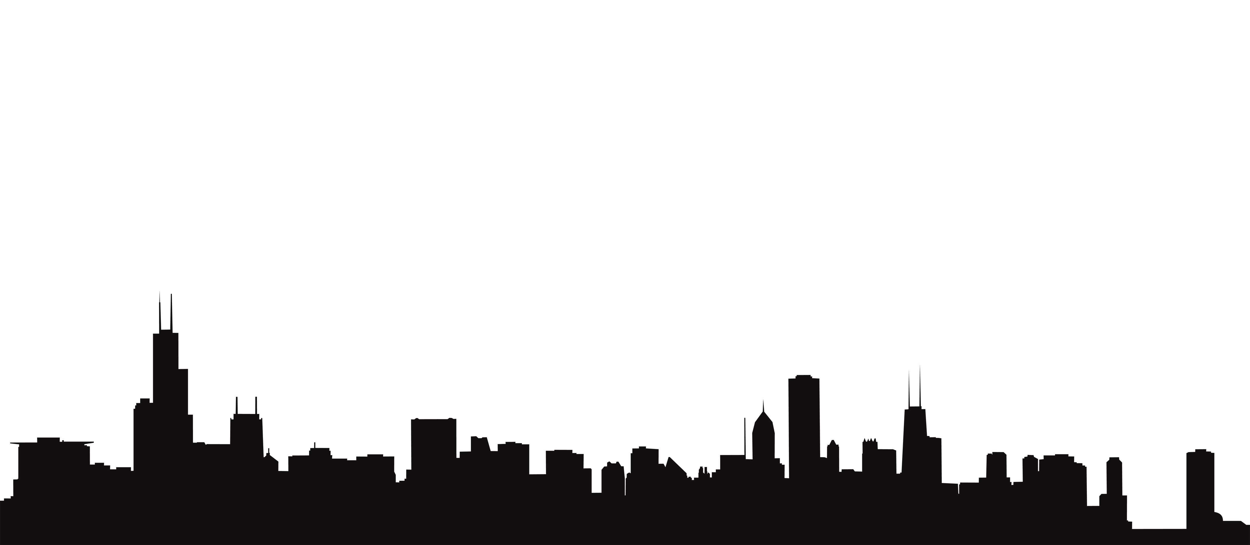 1000  images about City scapes on Pinterest   Chicago skyline, Clip art and Backgrounds