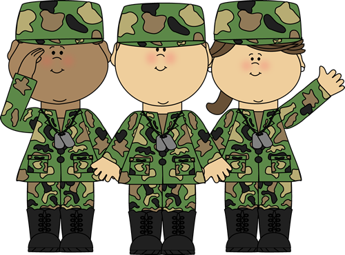 1000  images about Clipart: Military on Pinterest | Soldiers, Military and Veterans day