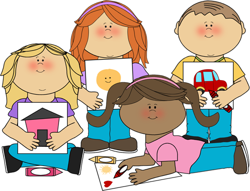 1000  images about Daycare - Clip Art on Pinterest | Kids playing, Kids coloring and Flag holder