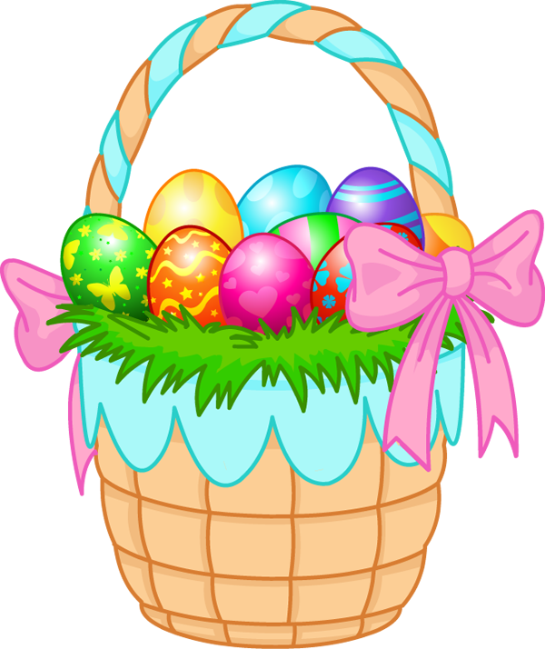 1000  images about Easter/ Spring Clipart on Pinterest   Coloring, Clip art and Eggs