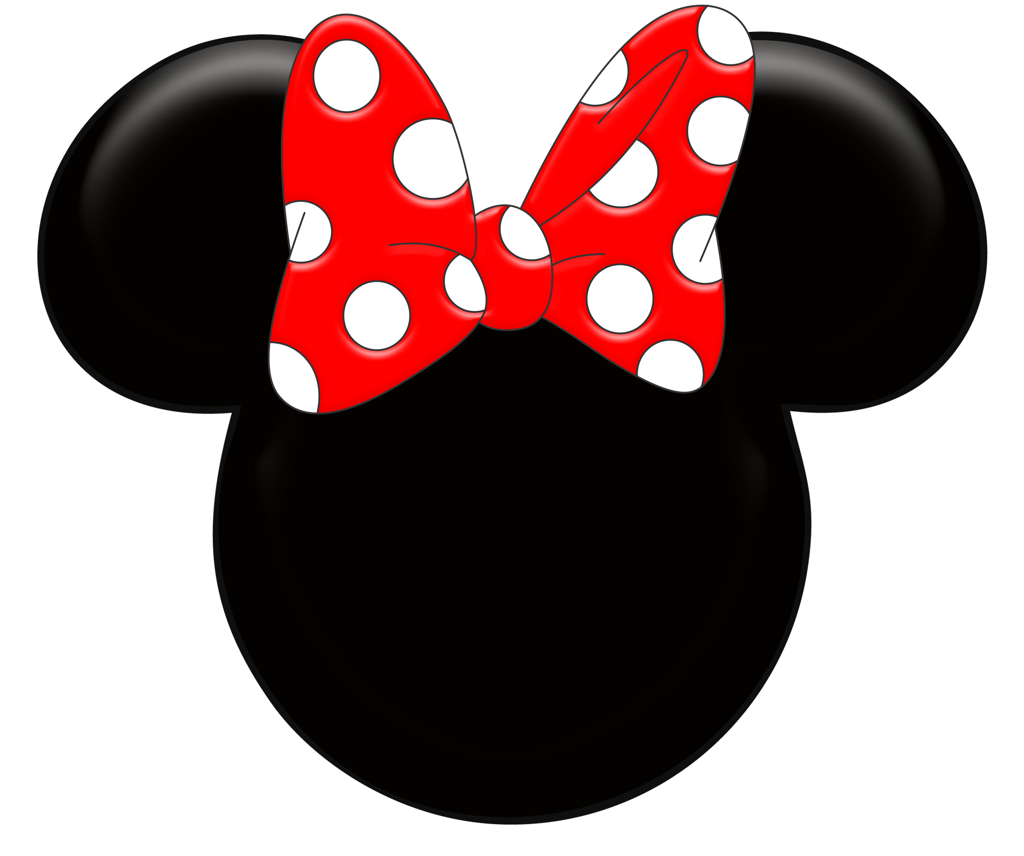 1000  images about Felt Minnie Mouse on Pinterest | Disney, Clip art and Minnie mouse pink