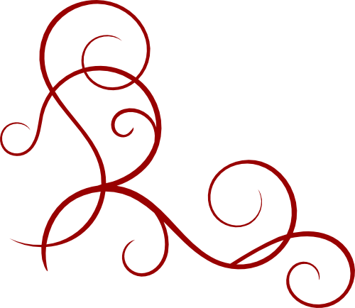 1000  images about Flourishes and swirls on Pinterest | Clip art, Swirl design and Flower stencils