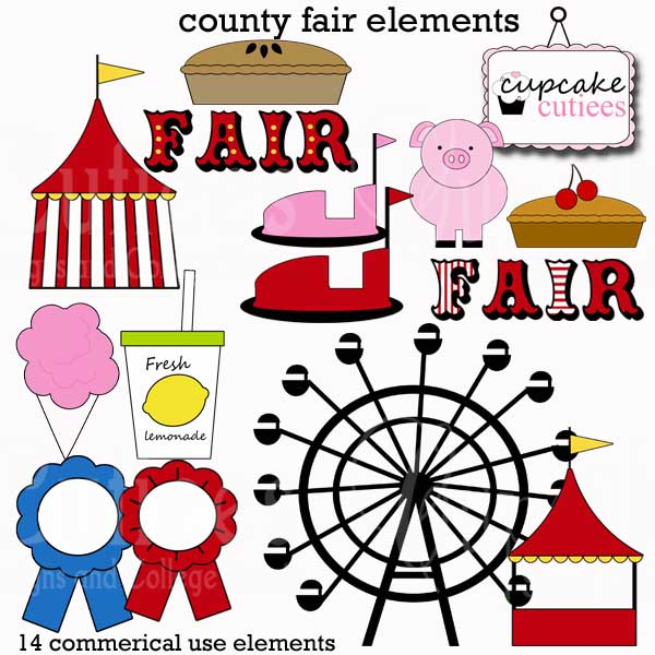 1000  images about quiet book: county fair on Pinterest | Hot dogs, Clip art and Erie county fair