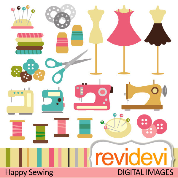 1000  images about Sewing Clipart on Pinterest | Keep calm, Sew and Burlap