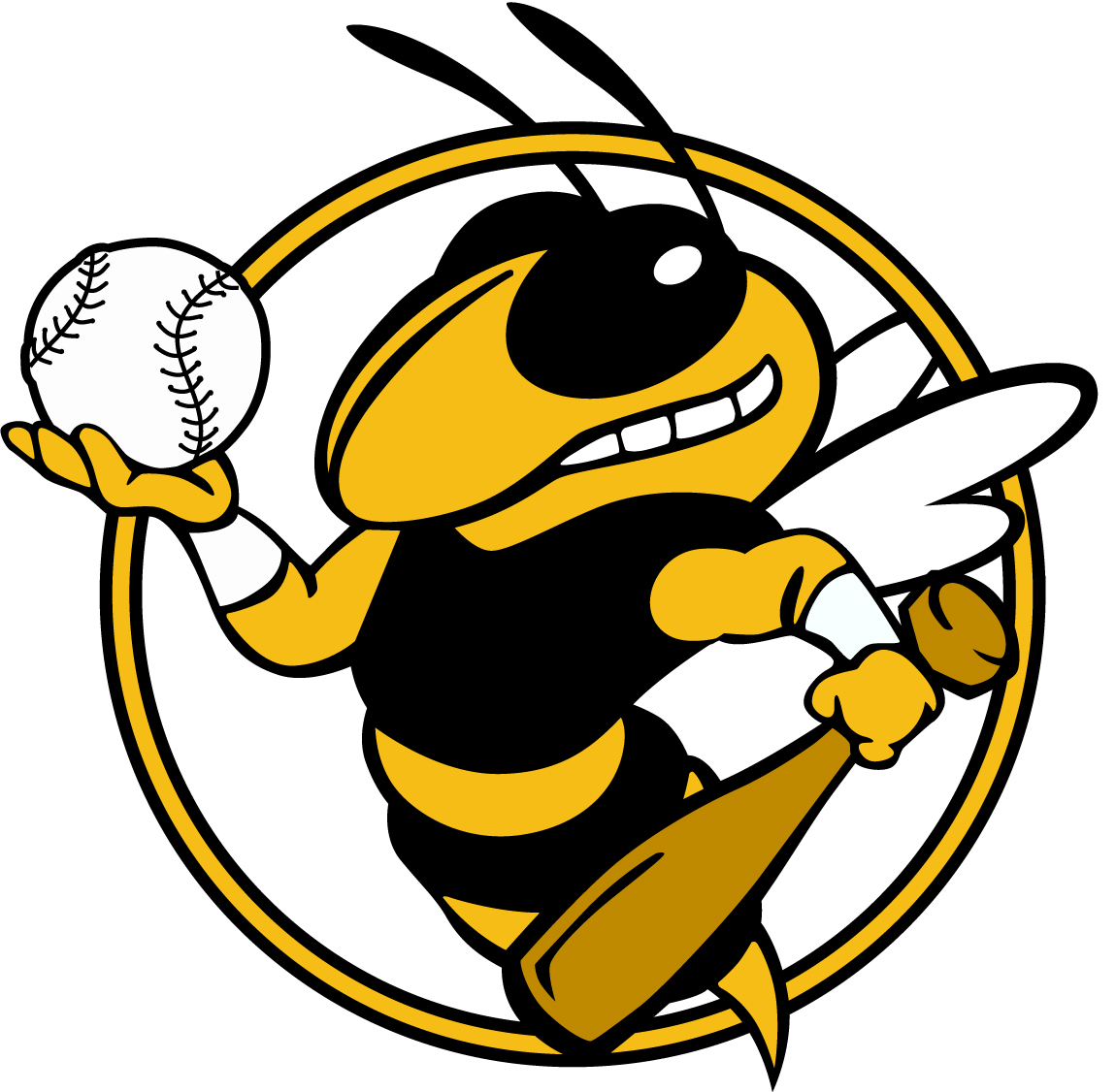 ... 1000  images about Yellow Jackets | Bee cookies ... Yellowjacket clipart ...