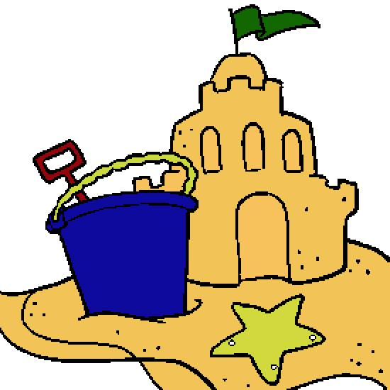 11 Sand Castle Drawing Free Cliparts That You Can Download To You
