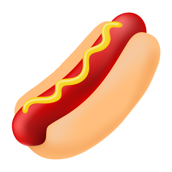 14 Cartoon Pictures Of Hot Dogs Free Cliparts That You Can Download To