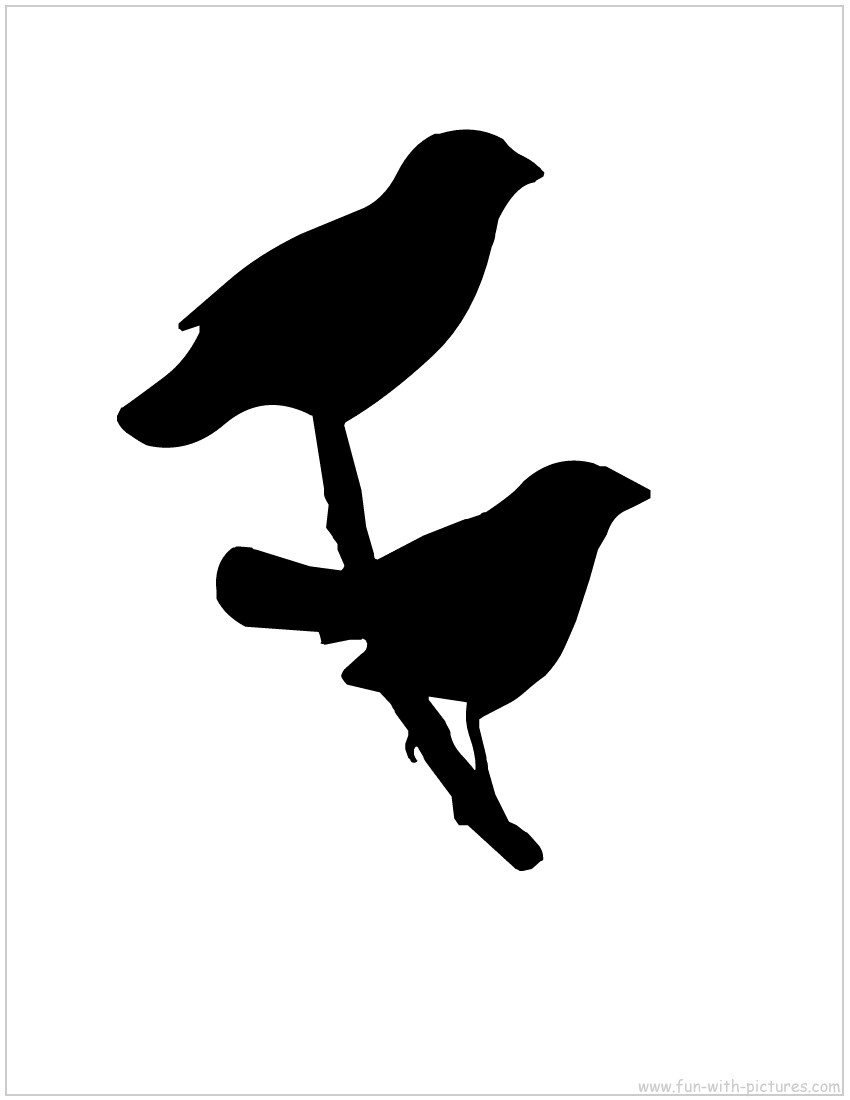 15 Bird Clipart Silhouette Free Cliparts That You Can Download To You