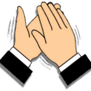 15 Clapping Hands Together Free Cliparts That You Can Download To You