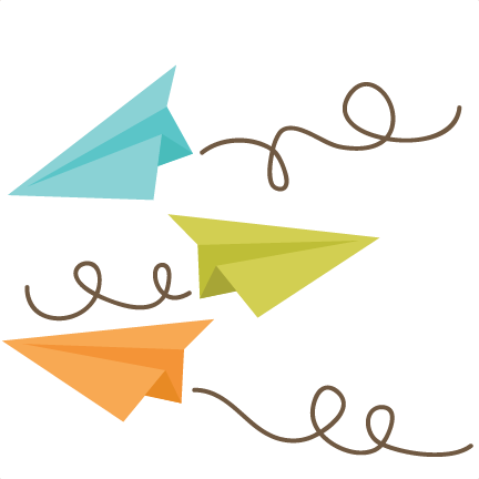 15 Paper Airplane Clip Art Free Cliparts That You Can Download To You