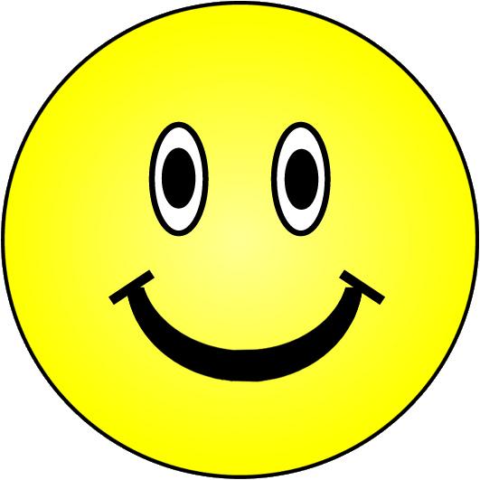 15 Yellow Smiley Face Clip Art ..