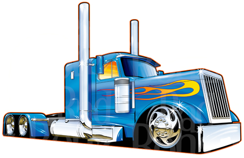 18 Wheeler Clipart | Free Download Clip Art | Free Clip Art | on .