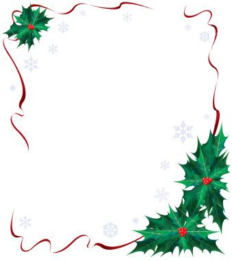 19 Christmas Borders And ..