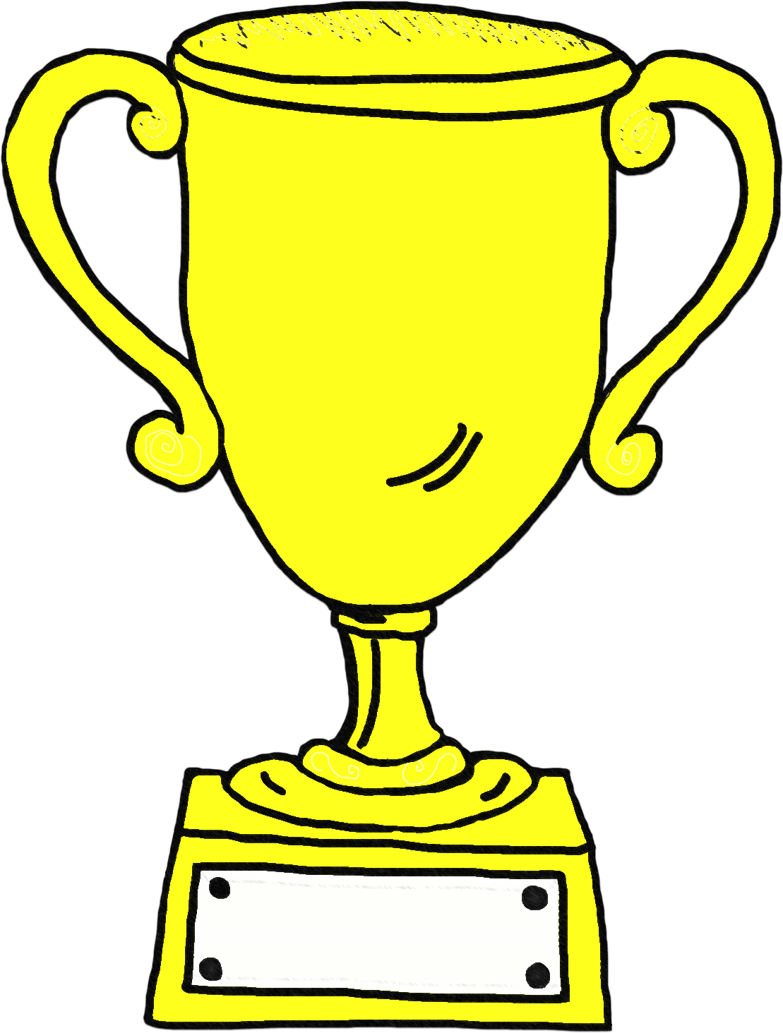 1st Place Trophy Clipart Graphic Courtesy Of
