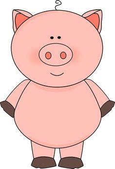 236 × 347. clipart pig