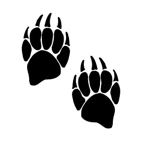 24 Bear Paw Prints Pictures Free Cliparts That You Can Download To You