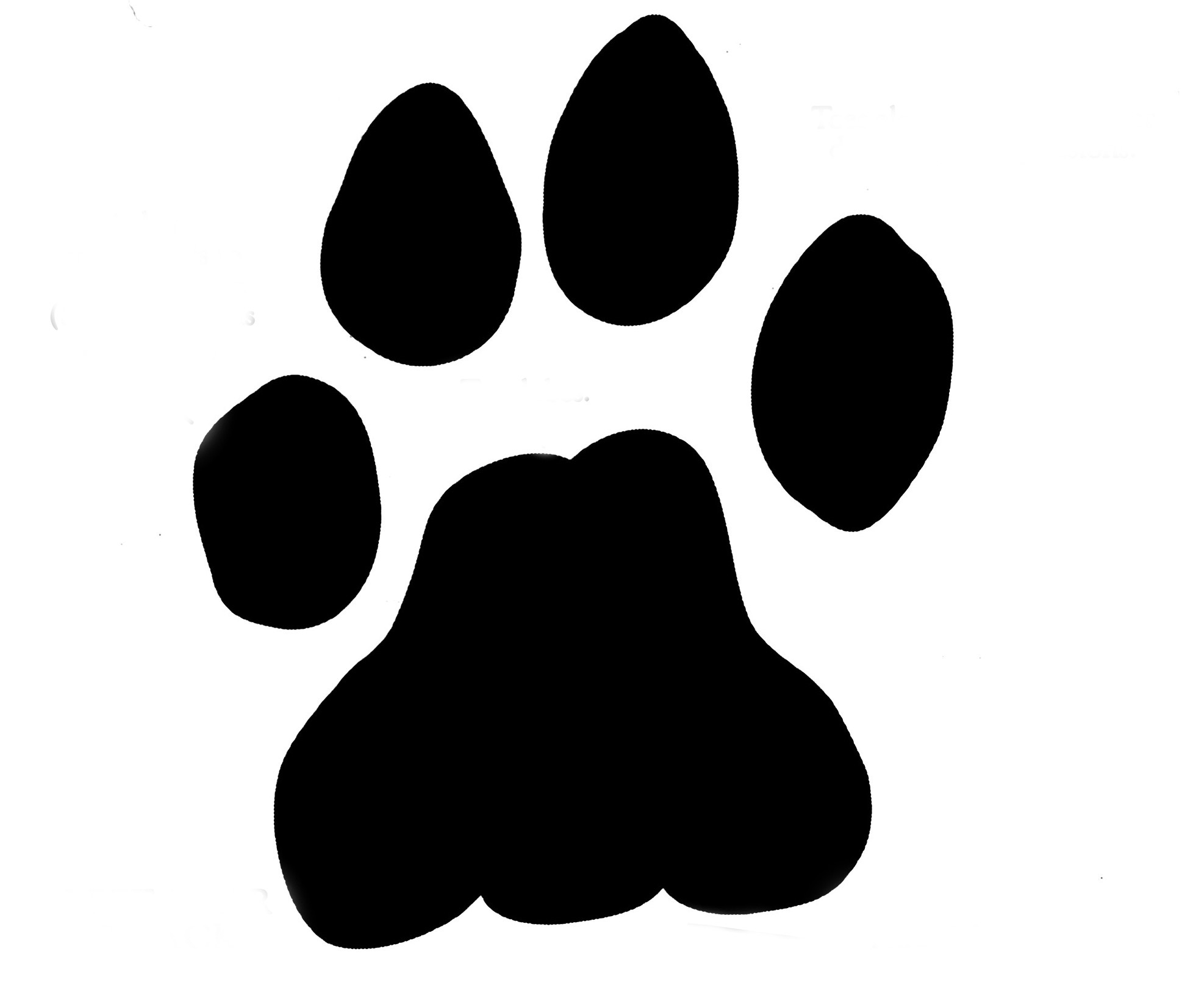 27 Lion Paw Prints Free Cliparts That You Can Download To You Computer