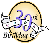30 Birthday Clipart .