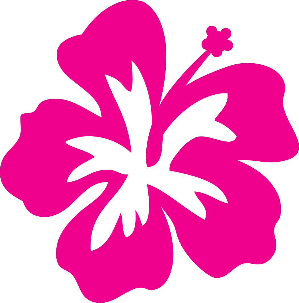 34 Hibiscus Outline Free Cliparts That You Can Download To You