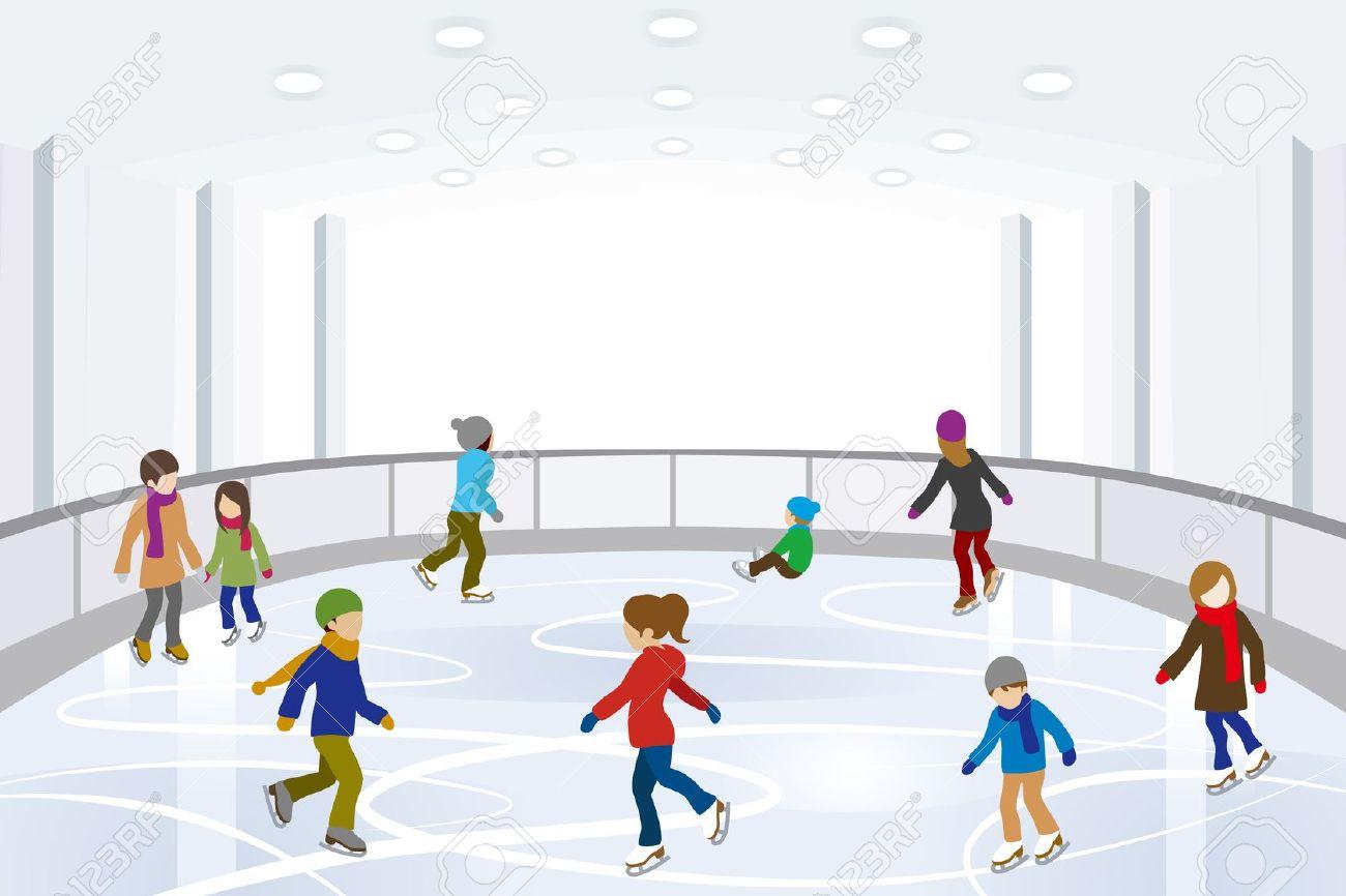u0026#39;ice skatingu0026#39;: People Ice .