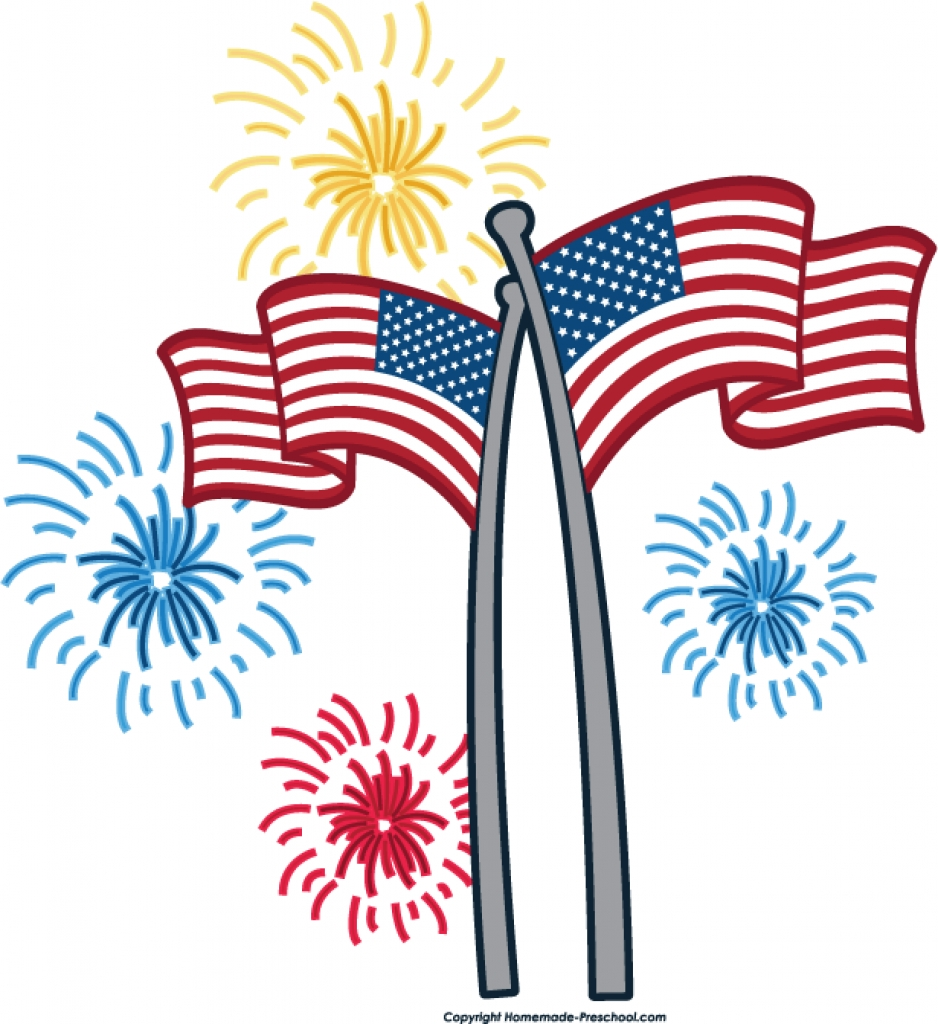 4th of july fireworks border clipart panda free clipart images inside 4th of july clipart free 4th of july clipart free