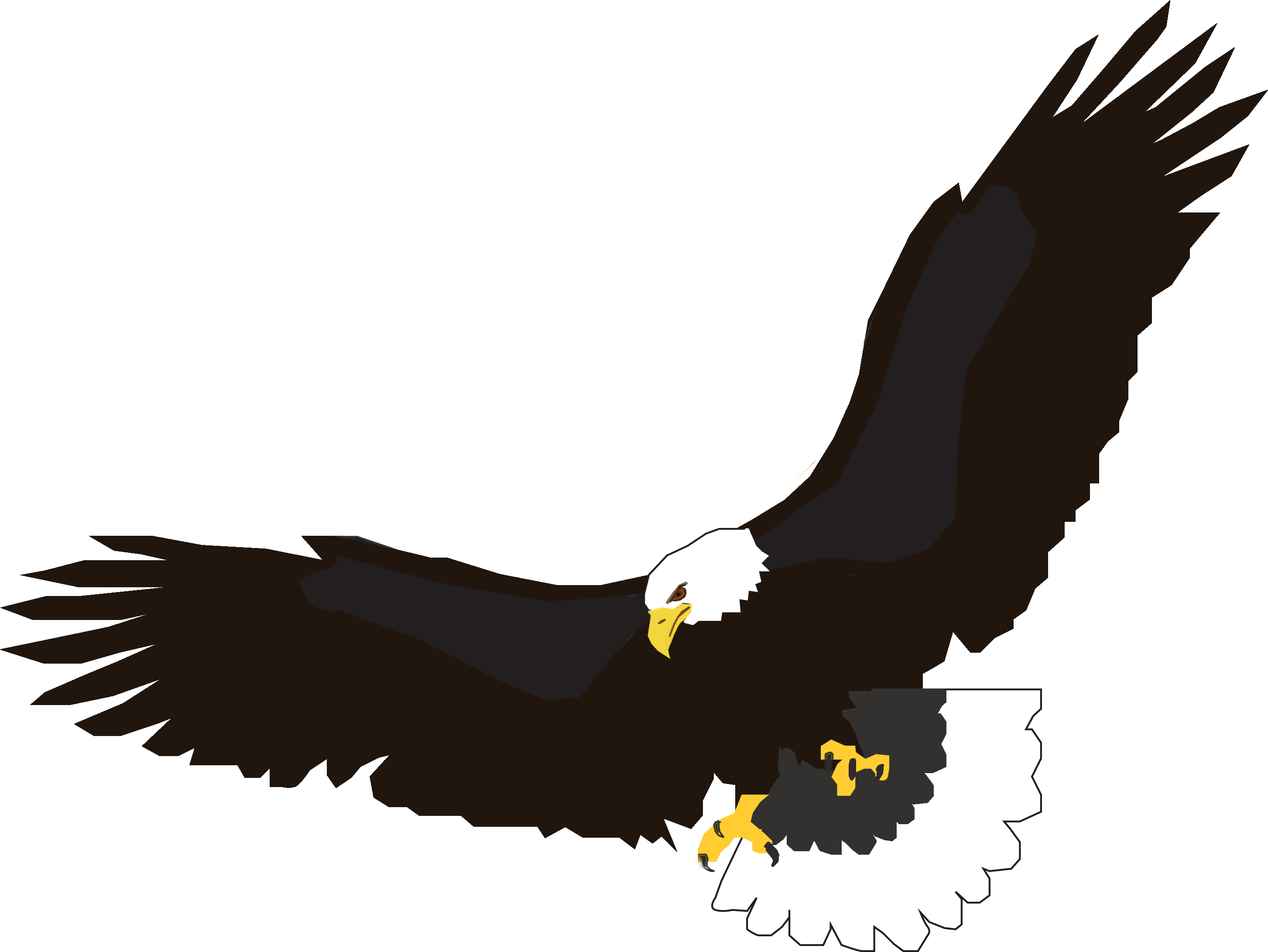 61 Images Of Flying Eagle Clipart You Can Use These Free Cliparts
