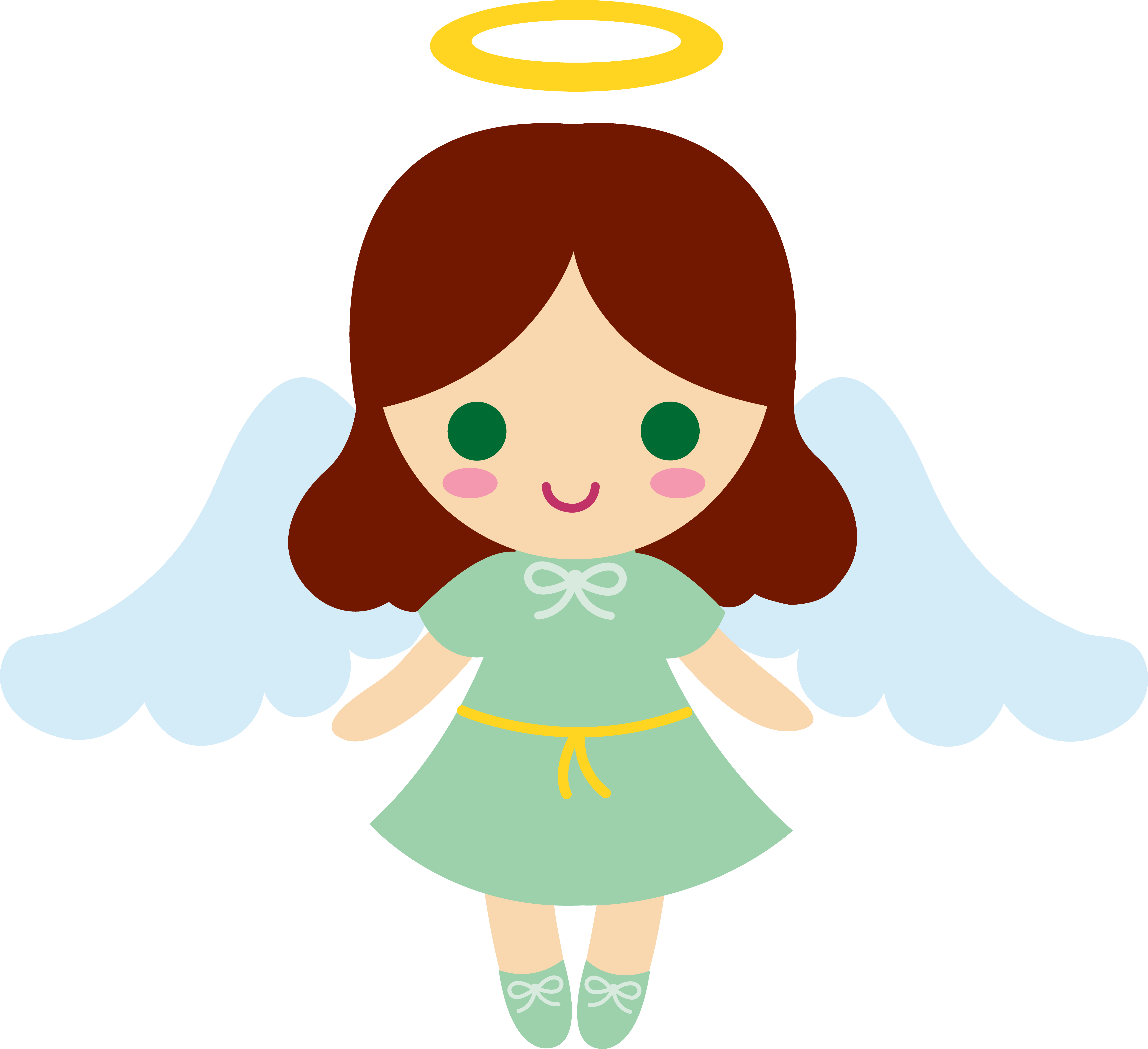 A Clipart Angel