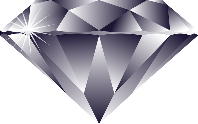 A diamond is forever. You can - Diamond Clip Art