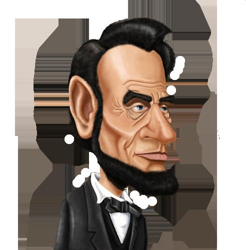 Abe Lincoln Clipart-hdclipartall.com-Clip Art492