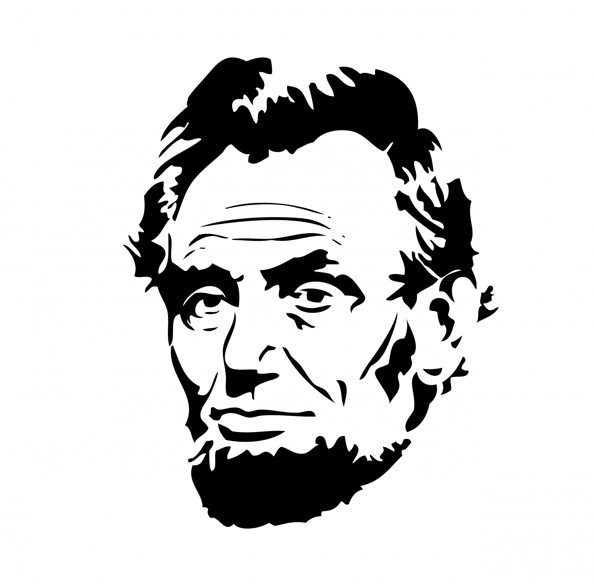 Abe Lincoln Clipart #23792
