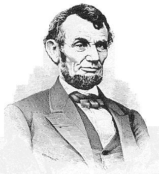 Abraham Lincoln Clipart #1
