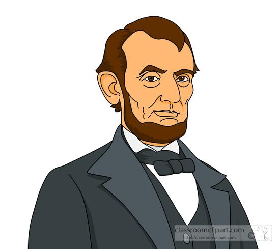 Barack Obama clipart Abraham Lincoln Clipart #1